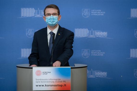 LRV nuotr./Arūnas Dulkys