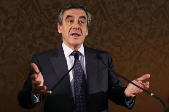 "AFP/""Scanpix"" nuotr./Francois Fillonas"
