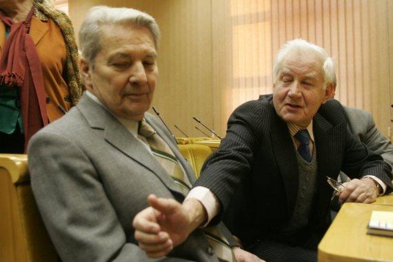 """""""Scanpix"""" nuotr./Vladimiras Beriozovas (kairėje)"""