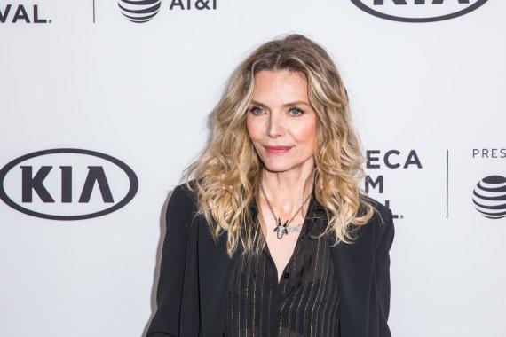 Vida Press nuotr./Michelle Pfeiffer