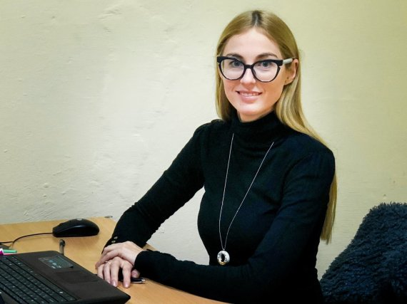 Asmeninio albumo nuotr. /Psichologė Vaiva Karaliūnaitė–Skrickienė