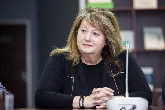 Luko Balandžio / 15min nuotr./Vilija Blinkevičiūtė