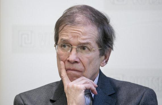 Juliaus Kalinsko / 15min nuotr./Kęstutis Girnius