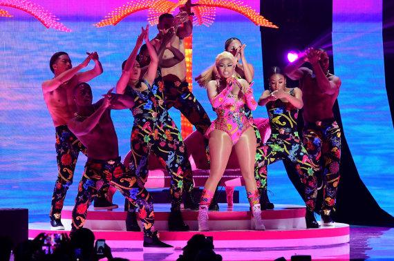 Photo by Scanpix / PA Wire / Press Association Images / Nicki Minaj