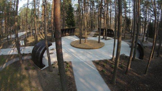 Druskininkų miesto savivaldybės nuotr./Sveikatingumo parkas
