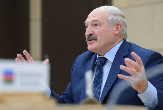 """Sputnik"" nuotr./Aliaksandaras Lukašenka"