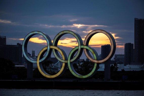 """AFP/""""Scanpix"""" nuotr./Tokijas ruošiasi olimpinėms žaidynėms"""