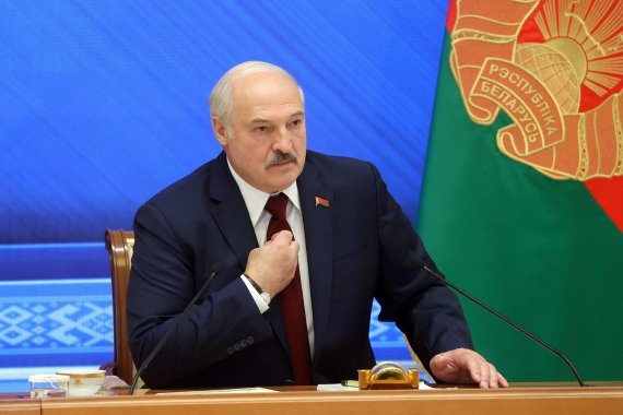 "AFP/""Scanpix"" nuotr./Aliaksandras Lukašenka"