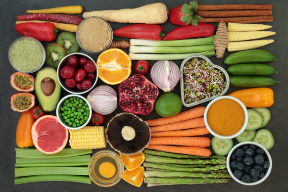 123RF.com nuotr./Svarbu valgyti sveiką maistą