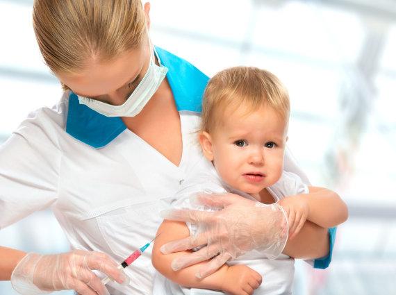 123RF.com nuotr./Skiepai aktualiausi kūdikius auginantiems tėvams
