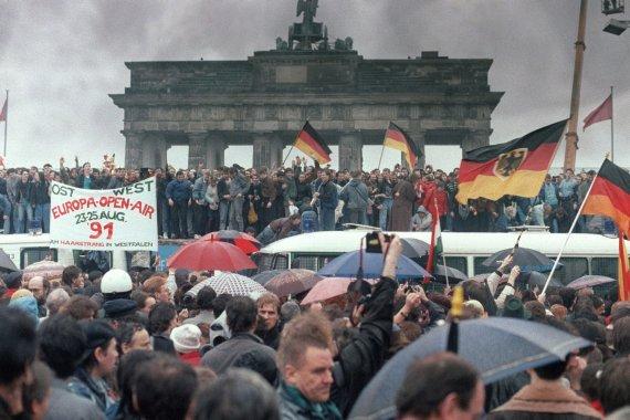 "AFP/""Scanpix"" nuotr./Berlyno siena 1987 m."