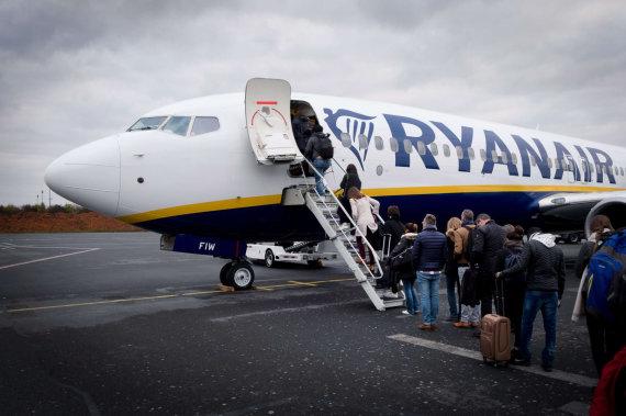 """Scanpix""/""SIPA"" nuotr./""Ryanair"""