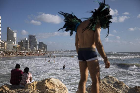 """""""Scanpix""""/AP nuotr./Tel Avivas, Izraelis"""
