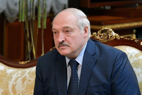 """Reuters""/""Scanpix"" nuotr./Aliaksandras Lukašenka"