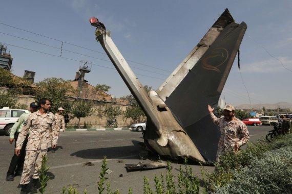 """AFP/""""Scanpix"""" nuotr./Įvykio vietoje"""
