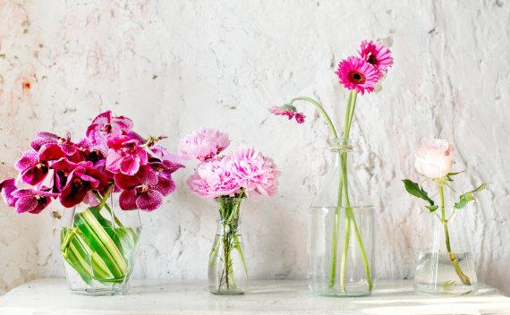 123RF.com nuotr./Skintos gėlės