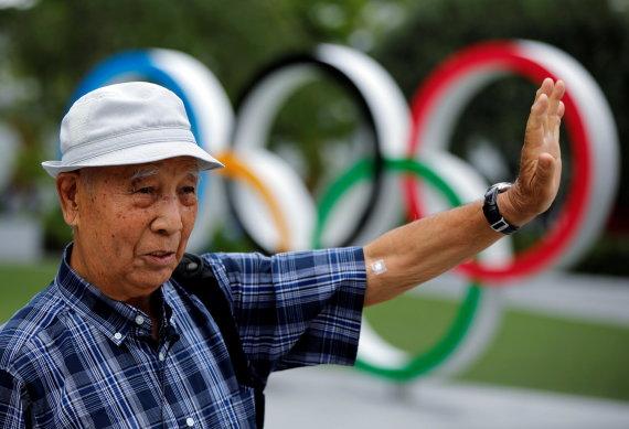 """""""Reuters""""/""""Scanpix"""" nuotr./Tokijos olimpinės žaidynės"""