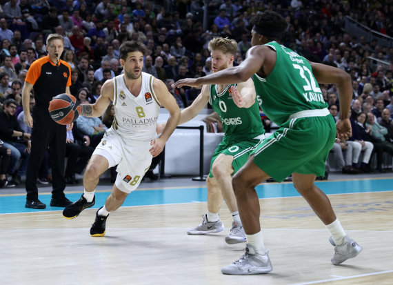 Getty Images/Euroleague.net nuotr./Nicolas Laprovittola
