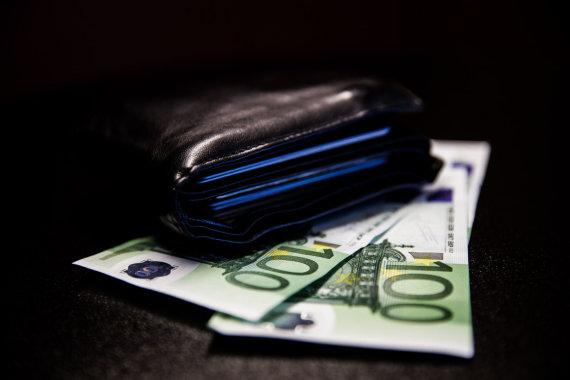 Josvydo Elinsko / 15min nuotr./Grynieji eurai
