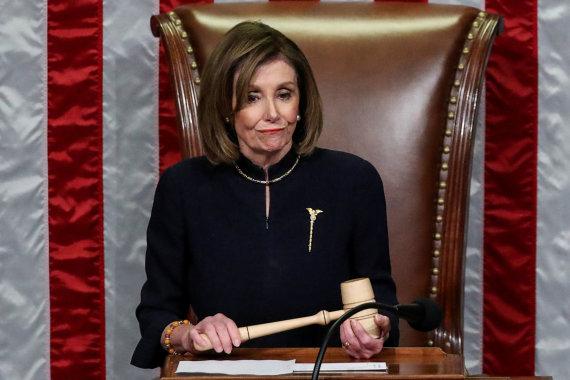 """""""Reuters""""/""""Scanpix"""" nuotr./Nancy Pelosi"""