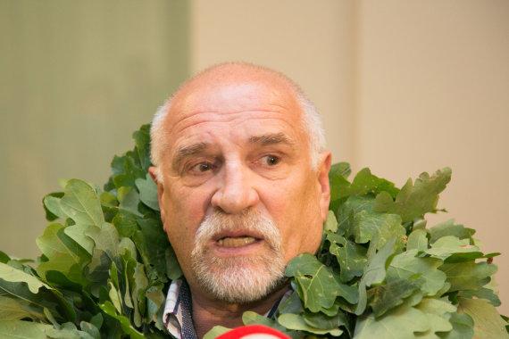 Juliaus Kalinsko / 15min nuotr./Bronius Vyšniauskas