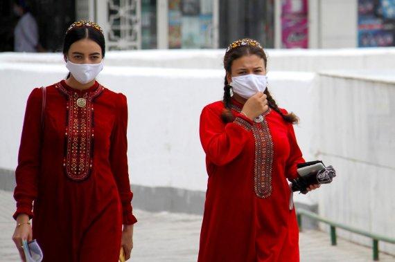 """AFP/""""Scanpix"""" nuotr./Turkmėnija"""