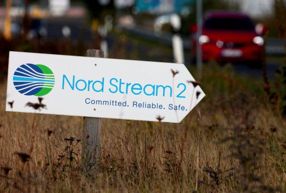 """Reuters""/""Scanpix"" nuotr./""Nord Stream 2"""