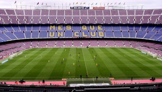 """Scanpix"" nuotr./""Camp Nou"" stadionas Barselonoje."
