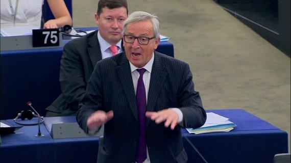 """Scanpix""/AP nuotr./Jeanas-Claude'as Junckeris"