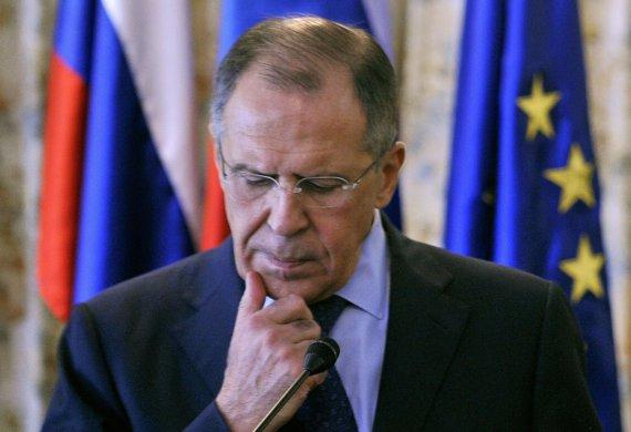 """""""Reuters""""/""""Scanpix"""" nuotr./Rusijos užsienio reikalų ministras Sergejus Lavrovas"""