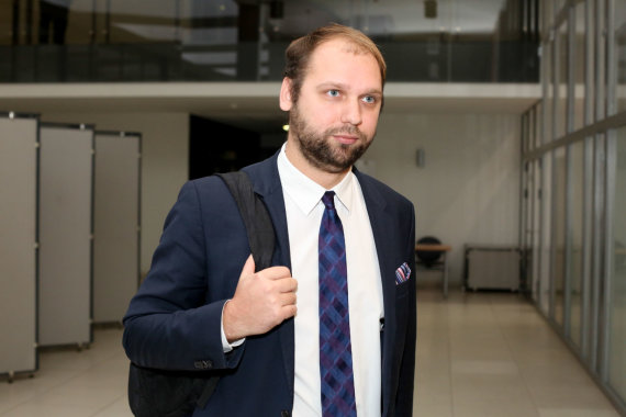 Vidmanto Balkūno / 15min nuotr./Vincas Jurgutis