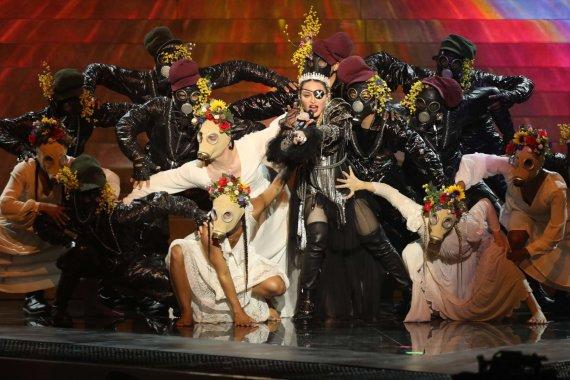 "AFP/""Scanpix"" nuotr./Madonna"