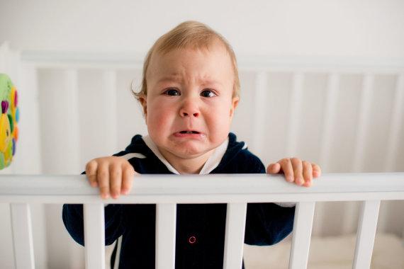123RF.com nuotr./Liūdintis vaikas