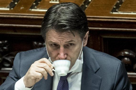 """Scanpix"" nuotr./Giuseppe Conte"