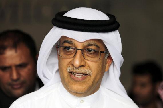 """""""Scanpix""""/AP nuotr./Salmanas bin Ebrahimas Al Khalifa"""