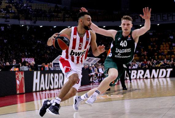 "nuotr. ""Getty Images""/euroleague.net/Nigelis Williamsas-Gossas"