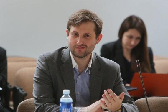 Juliaus Kalinsko/15min.lt nuotr./Deividas Šlekys