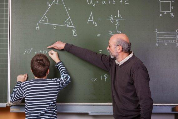 123rf.com nuotr./Mokytojas