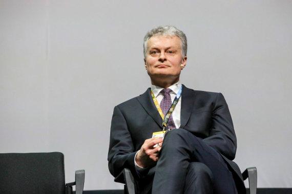 Vidmanto Balkūno / 15min nuotr./Gitanas Nausėda
