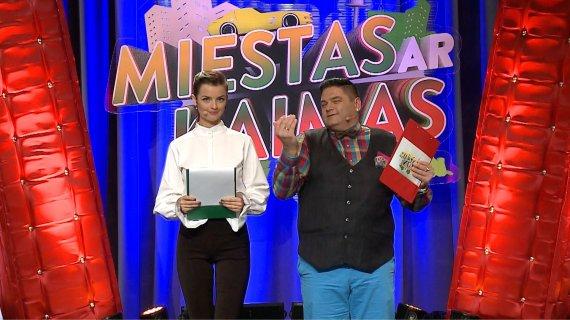 TV3 nuotr. /Gabrielė Martirosianaitė ir Vitalijus Cololo