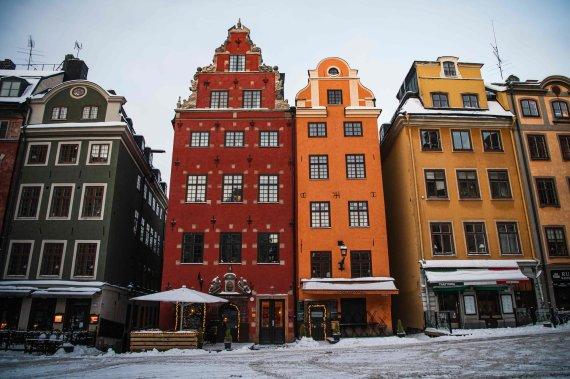 "AFP/""Scanpix"" nuotr./Stokholmas"
