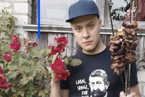 Asmeninio albumo nuotr./Rokas Šimkevičius-Nerokas