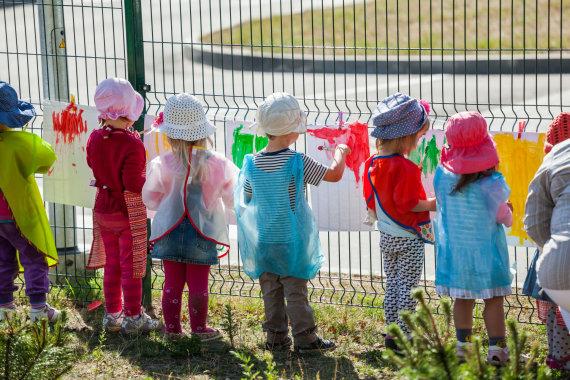 Sauliaus Žiūros nuotr./Vaikų darželis