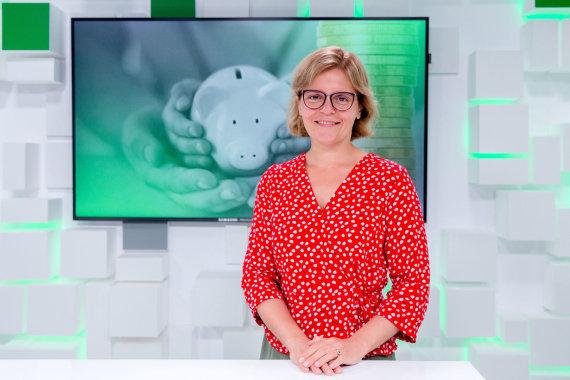 Luko Balandžio / 15min nuotr./15min studijoje – Julita Varanauskienė