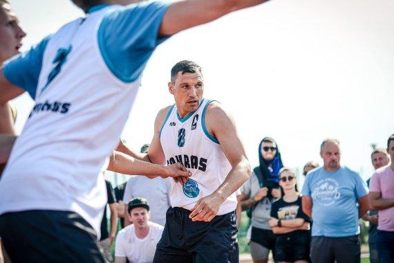 nuotr. 3x3 čempionatas/Lino Šilkaičio/Jonas Mačiulis