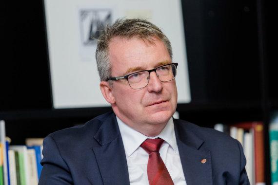 Josvydo Elinsko / 15min nuotr./Vytautas Nekrošius