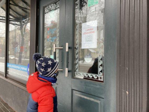 Aurelijos Jašinskienės/15min.lt nuotr./Kai kurios kavinės per karantiną apskritai stabdė veiklą