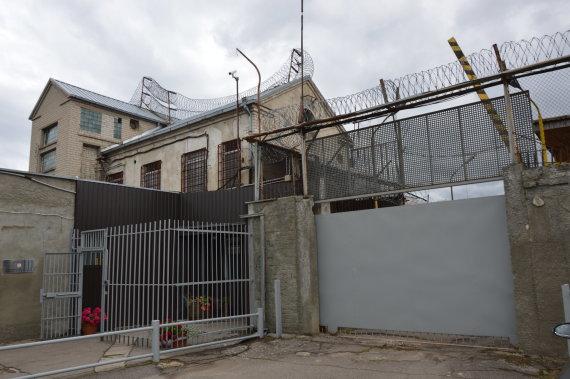 Kalėjimų departamento nuotr./Pravieniškių pataisos namai