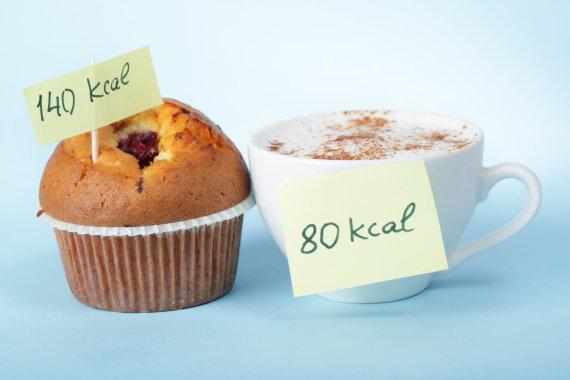 Fotolia nuotr./Kalorijų skaičiavimas