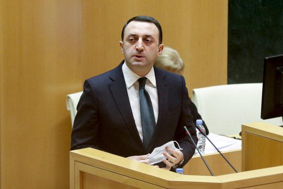 """Scanpix""/AP nuotr./Iraklijus Garibašvilis"